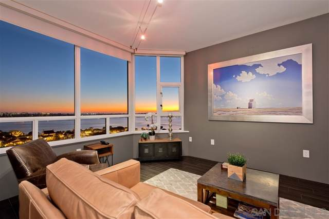 700 W Harbor Dr #1503, San Diego, CA 92101 (#190065292) :: SunLux Real Estate