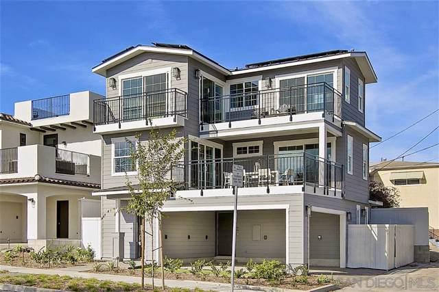1760 Fortuna Ave, San Diego, CA 92109 (#190065404) :: Neuman & Neuman Real Estate Inc.