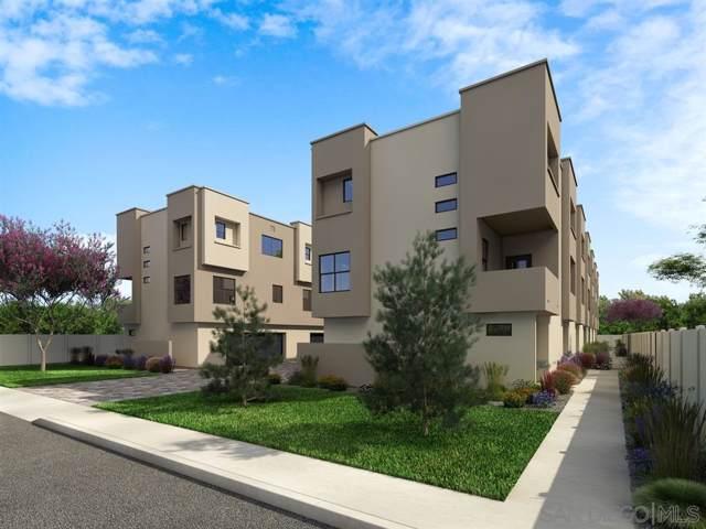 4460 Ocean View Blvd #5, San Diego, CA 92113 (#190065802) :: Neuman & Neuman Real Estate Inc.