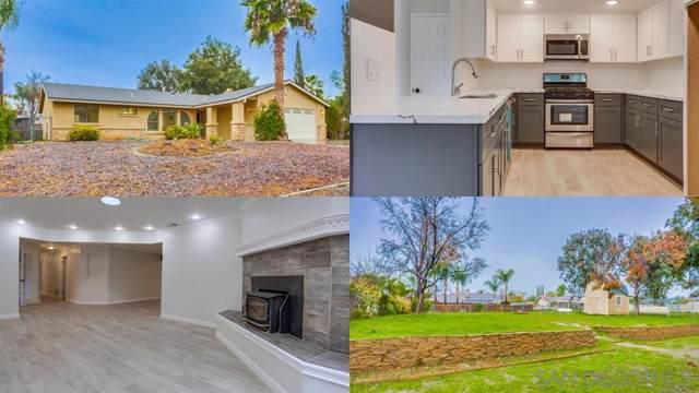 16208 Arena, Ramona, CA 92065 (#190066013) :: Neuman & Neuman Real Estate Inc.