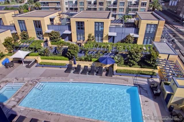 1325 Pacific Hwy #314, San Diego, CA 92101 (#200000066) :: Neuman & Neuman Real Estate Inc.