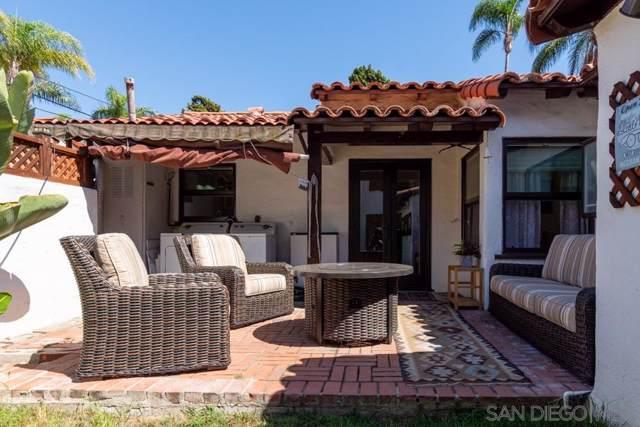 428 G Ave, Coronado, CA 92118 (#200000090) :: Cane Real Estate