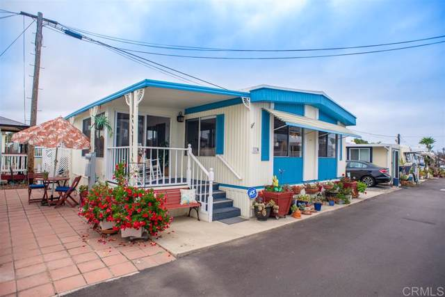 900 N Cleveland 117A, Oceanside, CA 92054 (#200000128) :: Neuman & Neuman Real Estate Inc.