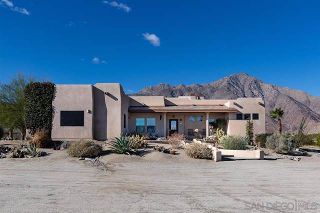 415 Ocotillo Circle, Borrego Springs, CA 92004 (#200000135) :: Keller Williams - Triolo Realty Group