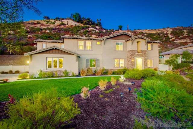 14176 Winged Foot, Valley Center, CA 92082 (#200000138) :: Allison James Estates and Homes