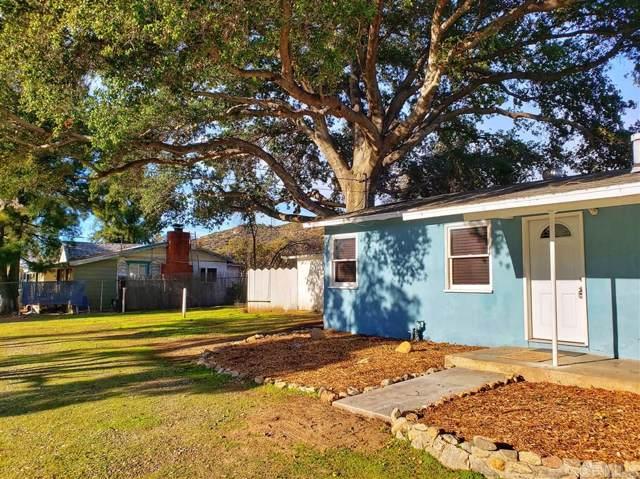 35207 Highway 79, Warner Springs, CA 92086 (#200000152) :: Neuman & Neuman Real Estate Inc.