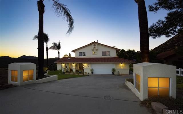 25706 Caryn Ct, Ramona, CA 92065 (#200000170) :: Neuman & Neuman Real Estate Inc.