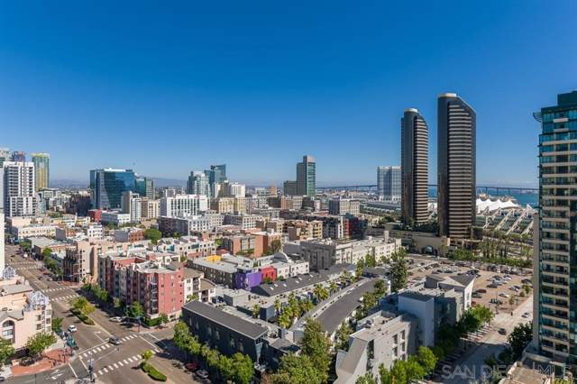 645 Front Street #1809, San Diego, CA 92101 (#200000194) :: Be True Real Estate