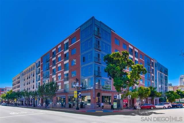 445 Island Ave #419, San Diego, CA 92101 (#200000251) :: Dannecker & Associates