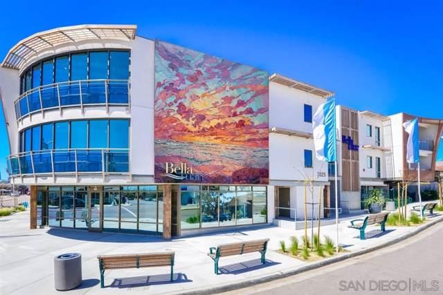 3025 Byron St #302, San Diego, CA 92106 (#200000294) :: Whissel Realty
