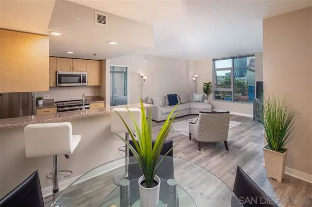 425 W Beech St #307, San Diego, CA 92101 (#200000302) :: The Yarbrough Group