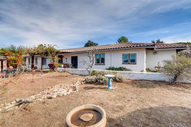 2353 Molchan Rd, Campo, CA 91906 (#200000311) :: Neuman & Neuman Real Estate Inc.