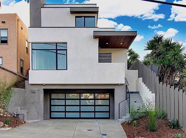 1626 31st Street, San Diego, CA 92102 (#200000408) :: Whissel Realty