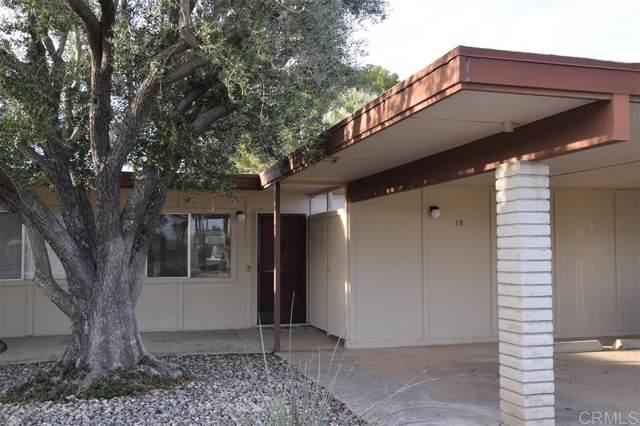 3184 Club Circle East #13, Borrego Springs, CA 92004 (#200000622) :: Neuman & Neuman Real Estate Inc.