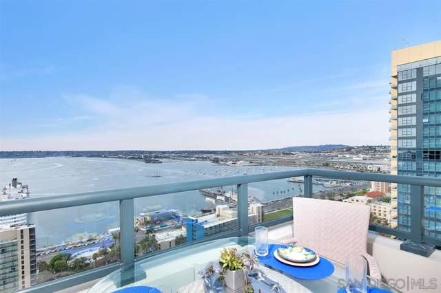 1205 Pacific Hwy #3003, San Diego, CA 92101 (#200000649) :: Neuman & Neuman Real Estate Inc.