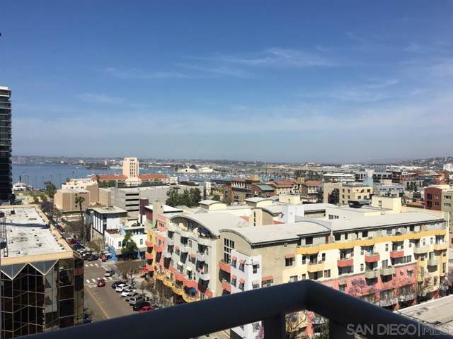 425 W Beech St #1256, San Diego, CA 92101 (#200000795) :: The Yarbrough Group