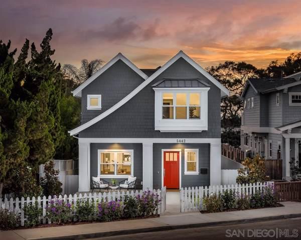 5442 Taft Avenue, La Jolla, CA 92037 (#200000809) :: Cane Real Estate
