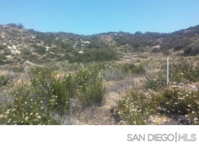 0 Lee Trail #14, Aguanga, CA 92536 (#200000811) :: SD Luxe Group