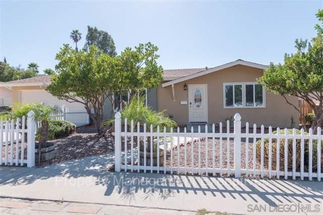 4711 Allied Rd., San Diego, CA 92120 (#200000814) :: Cane Real Estate
