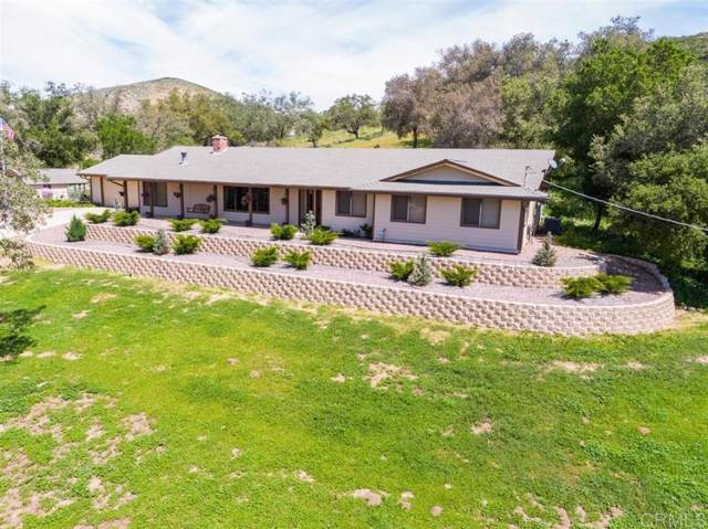19525 Casner Road, Ramona, CA 92065 (#200000856) :: The Yarbrough Group