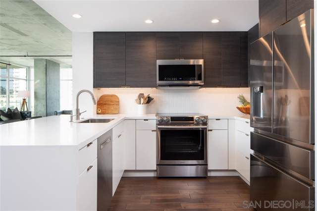 1080 Park Blvd #801, San Diego, CA 92101 (#200000886) :: Neuman & Neuman Real Estate Inc.