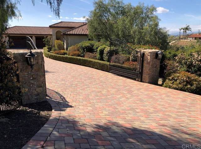 31781 Wrightwood Rd, Bonsall, CA 92003 (#200000975) :: Zember Realty Group