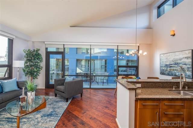 350 11th Ave #1124, San Diego, CA 92101 (#200001104) :: Dannecker & Associates
