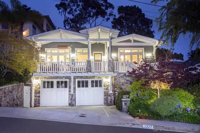 1227 Olivet Street, La Jolla, CA 92037 (#200001108) :: Whissel Realty