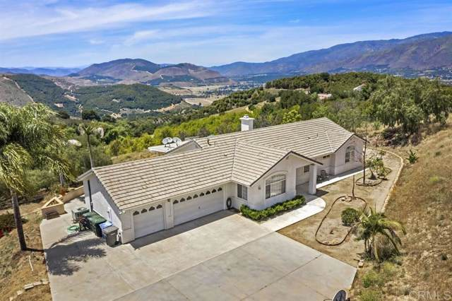 31661 Pauma Heights Rd, Valley Center, CA 92082 (#200001132) :: Allison James Estates and Homes