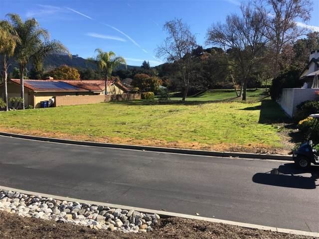 165 Womsi Road #165, Pauma Valley, CA 92061 (#200001172) :: Neuman & Neuman Real Estate Inc.
