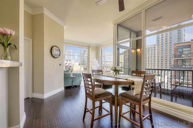 530 K Street #1013, San Diego, CA 92101 (#200001209) :: Neuman & Neuman Real Estate Inc.