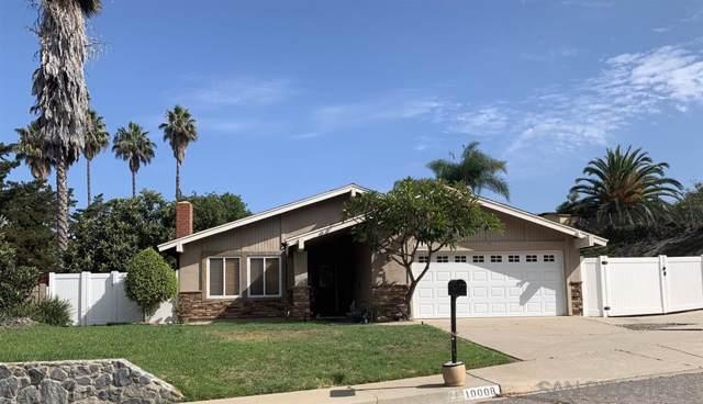 10008 Ledgeside Street, Spring Valley, CA 91977 (#200001232) :: Neuman & Neuman Real Estate Inc.