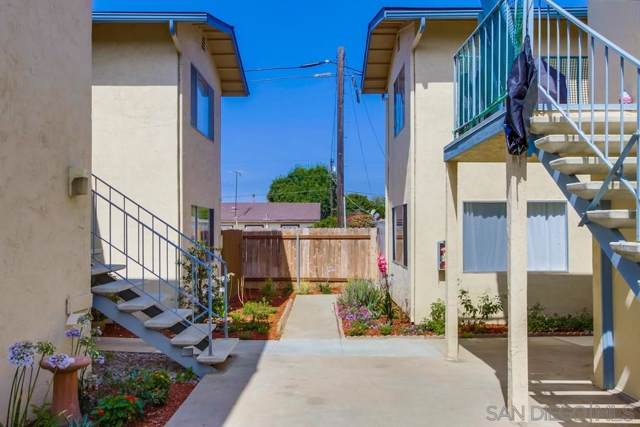 1164-66 Ivy Lane, Imperial Beach, CA 91932 (#200001236) :: COMPASS