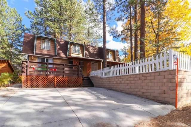 665 Merced St, Big Bear Lake, CA 92315 (#200001246) :: Allison James Estates and Homes
