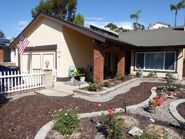 10505 Strathmore Dr, Santee, CA 92071 (#200001257) :: Neuman & Neuman Real Estate Inc.