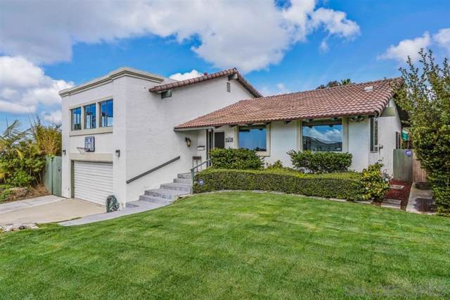3652 Brandywine St, San Diego, CA 92117 (#200001273) :: The Yarbrough Group