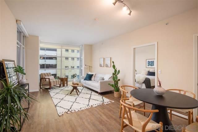 530 K St #314, San Diego, CA 92101 (#200001275) :: Neuman & Neuman Real Estate Inc.