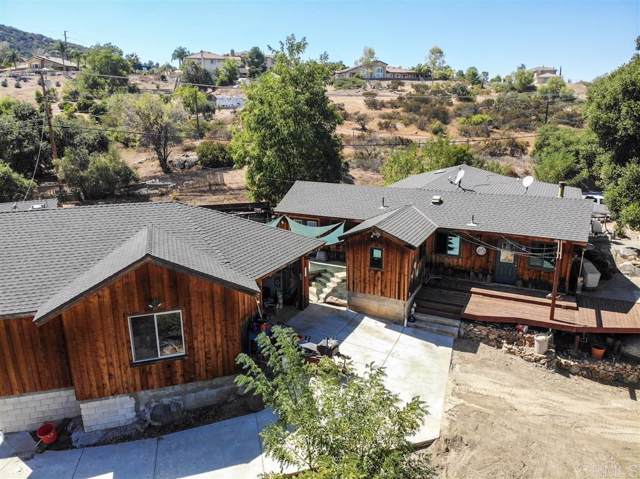 822 S Grade, Alpine, CA 91901 (#200001284) :: The Yarbrough Group