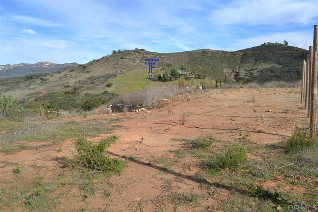0 Aspen Rd #08, Fallbrook, CA 92028 (#200001331) :: Keller Williams - Triolo Realty Group
