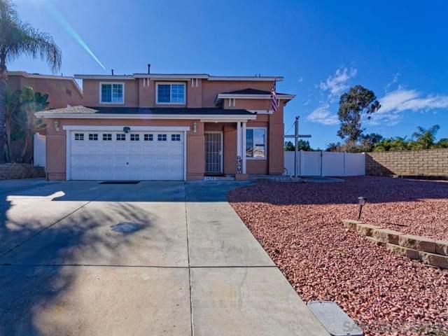 13423 Goldentop Dr., Lakeside, CA 92040 (#200001351) :: Neuman & Neuman Real Estate Inc.