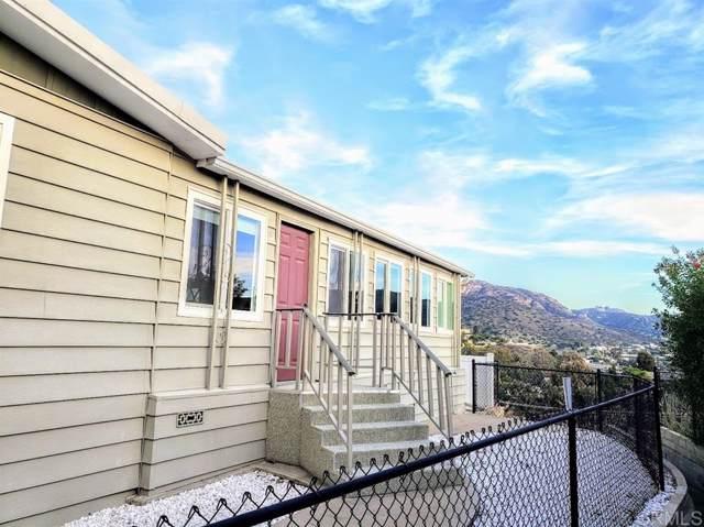 9500 Harritt Rd #187, Lakeside, CA 92040 (#200001443) :: Neuman & Neuman Real Estate Inc.