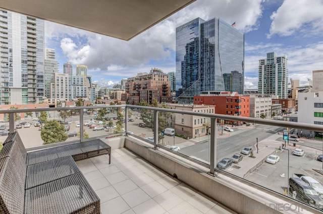 575 6th Ave #404, San Diego, CA 92101 (#200001454) :: Neuman & Neuman Real Estate Inc.