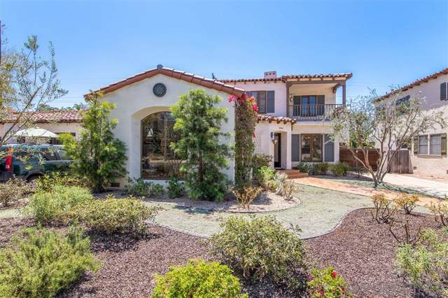 4343 Adams Avenue, San Diego, CA 92116 (#200001486) :: Whissel Realty
