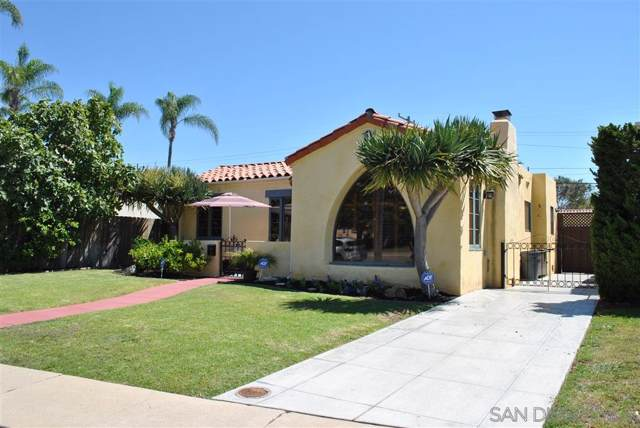 4971 Kensington Dr, San Diego, CA 92116 (#200001488) :: The Yarbrough Group