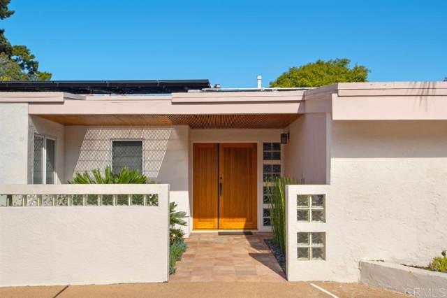 3051 Cranbrook Court, La Jolla, CA 92037 (#200001531) :: Neuman & Neuman Real Estate Inc.