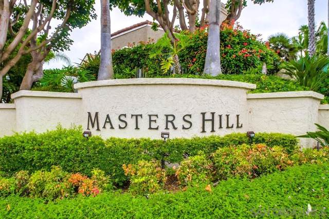 12122 Royal Birkdale Row #303, San Diego, CA 92128 (#200001532) :: Neuman & Neuman Real Estate Inc.