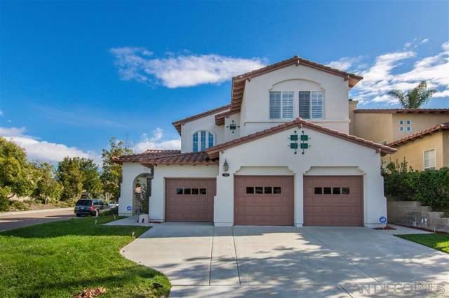 745 Adobe Place, Chula Vista, CA 91914 (#200001541) :: Neuman & Neuman Real Estate Inc.