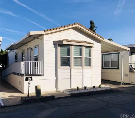 1315 Pepper Dr, #69, El Cajon, CA 92021 (#200001569) :: Neuman & Neuman Real Estate Inc.
