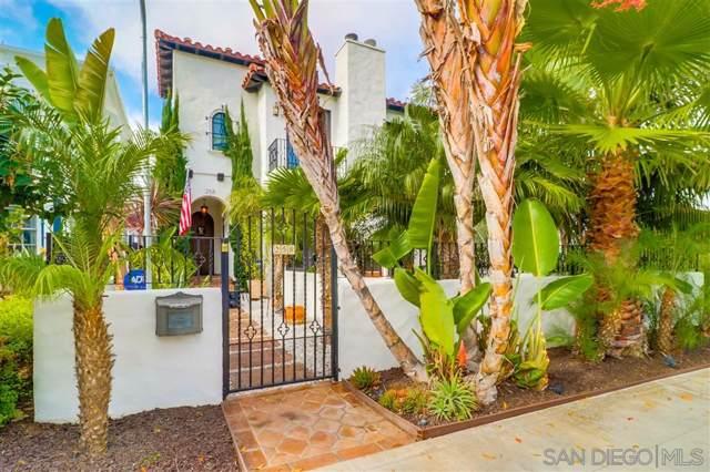 258 H Avenue, Coronado, CA 92118 (#200001614) :: Neuman & Neuman Real Estate Inc.
