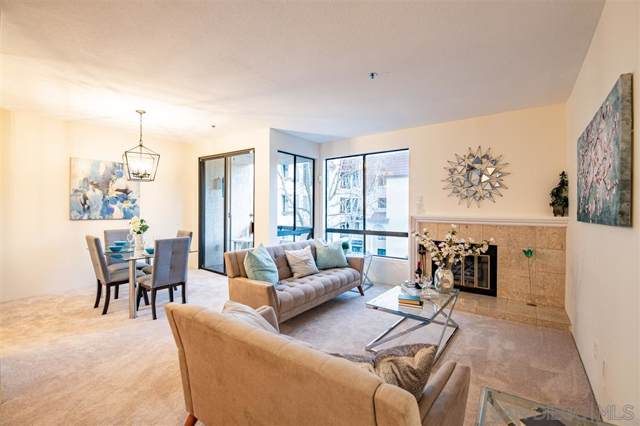 5845 Friars Rd #1316, San Diego, CA 92110 (#200001618) :: Cane Real Estate